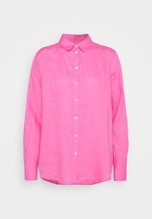 KIMBERLY SHIRT - Button-down blouse - wild orchid