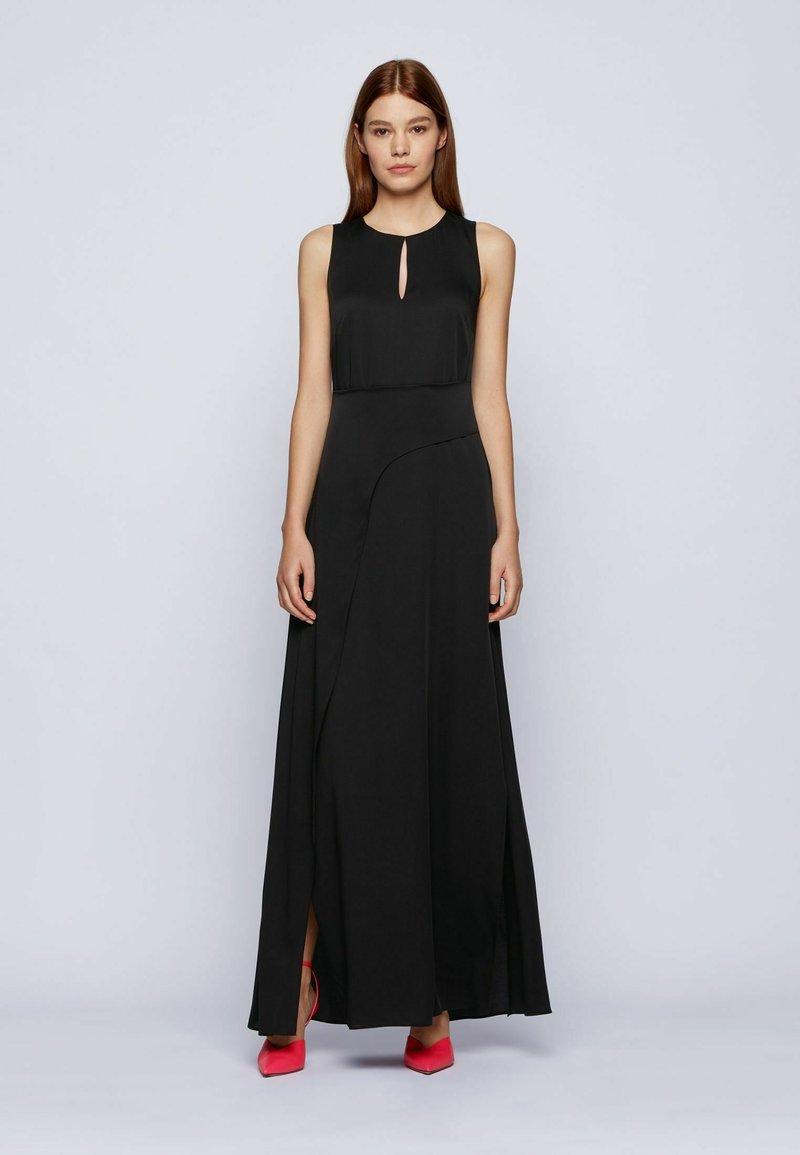 BOSS - Maxi dress - black