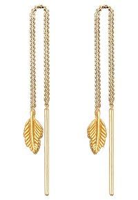 Elli - Earrings - gold coloured - 3