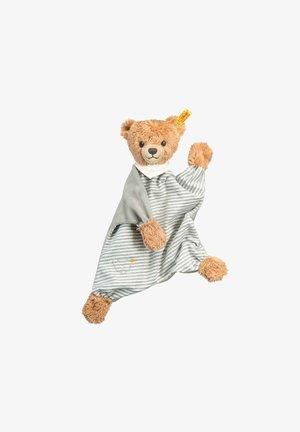 SCHLAF GUT BÄR SCHMUSETUCH - Cuddly toy - grau