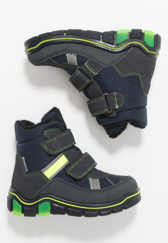 GABRIS - Winter boots - see/ozean
