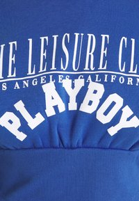 Missguided - PLAYBOY SPORTS WAIST - Sweatshirt - navy - 5
