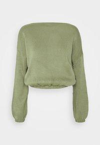 Trendyol - SET - Sweatshirt - mint - 1
