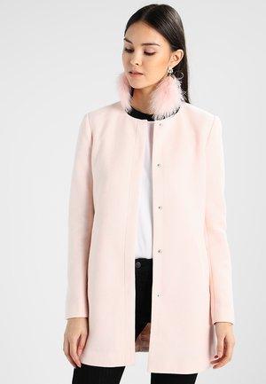 NOOS - Short coat - rose quartz