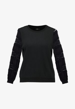 ONLCLOVER - Sweatshirt - black