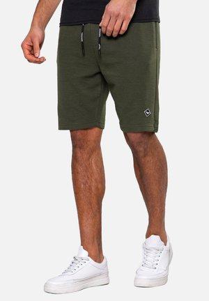 OTTOMAN - Spodnie treningowe - dark khaki