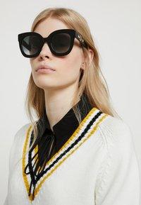 Gucci - Sunglasses - black - 1