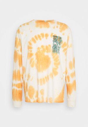 GRAPHIC LONG SLEEVE TEE - Long sleeved top - white