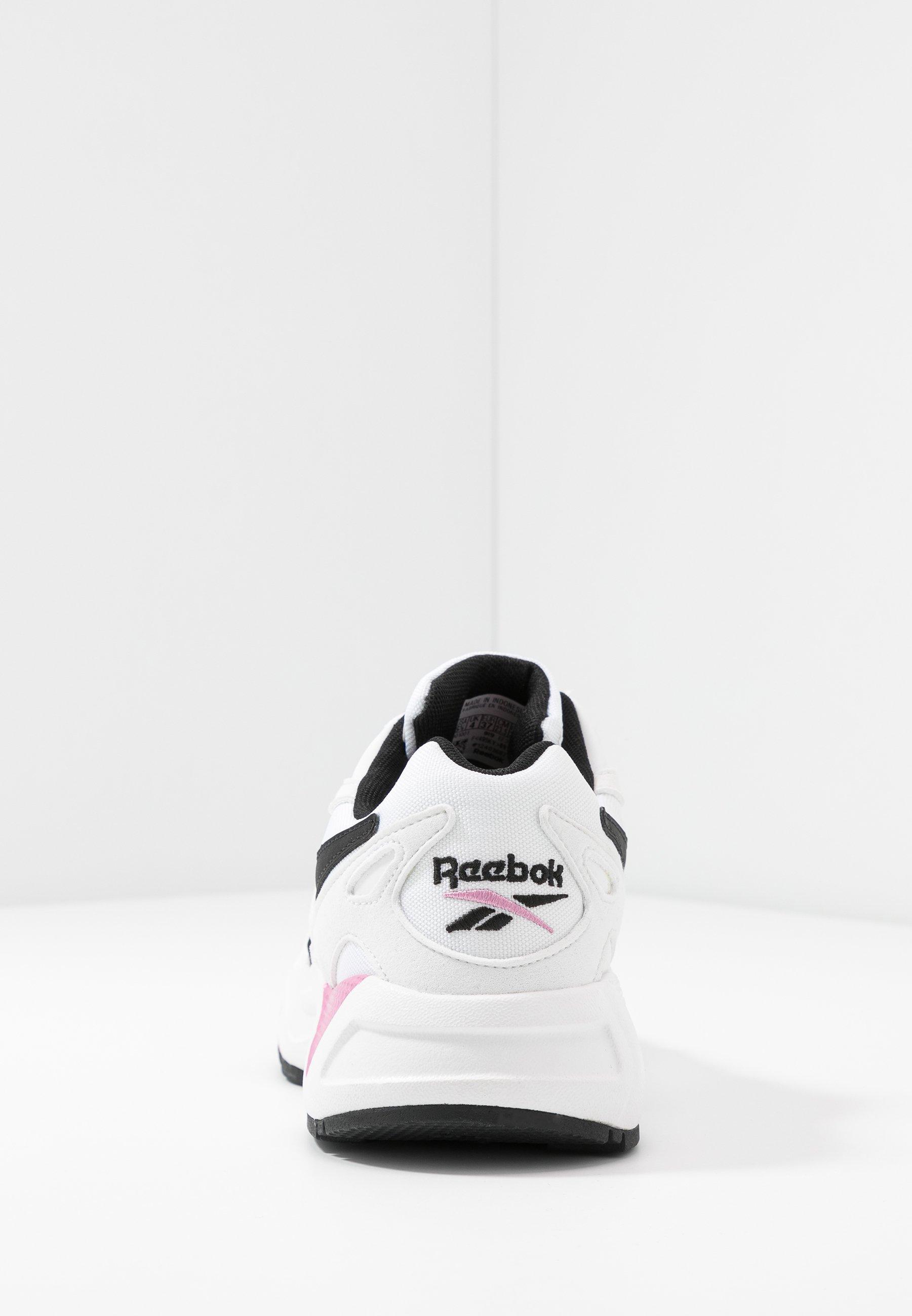 Reebok Classic CLASSIC - Joggesko - white/black/pink