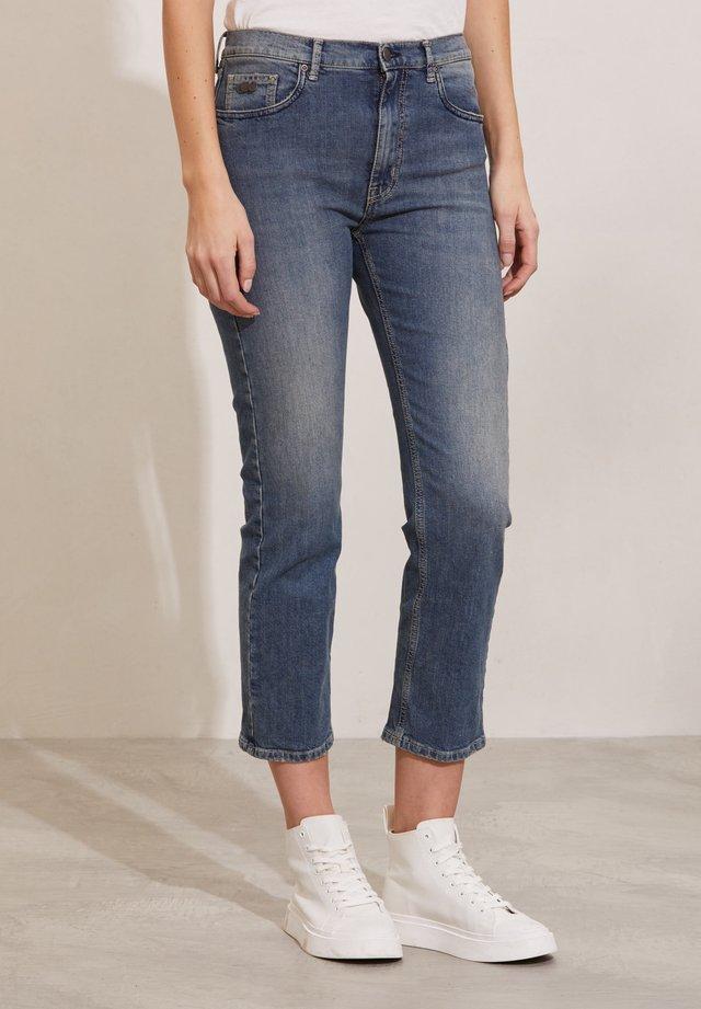 Jeans slim fit - mid blue