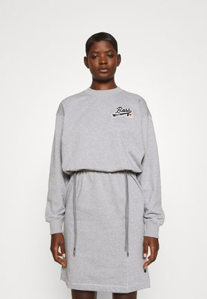 Boss x Russell Athletic EYONA - Day dress - grey