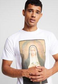 Diamond Supply Co. - SOLEMN - T-Shirt print - white - 3