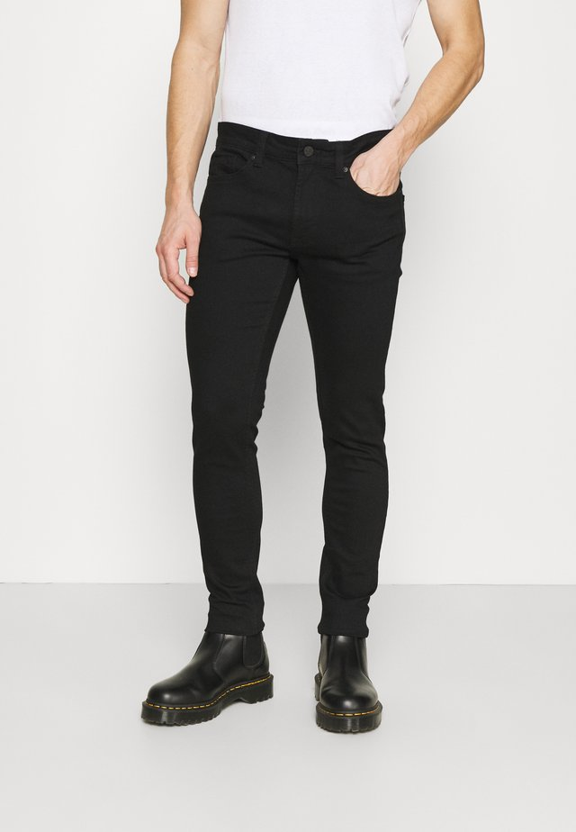 ONSWARP LIFE - Jeansy Skinny Fit - black denim