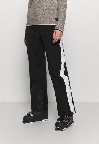 ALPINE PANT - Ski- & snowboardbukser - black