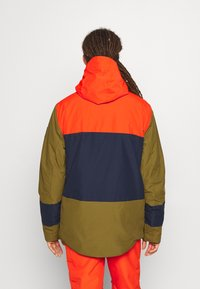 Quiksilver - SYCAMORE - Snowboard jacket - military olive - 2
