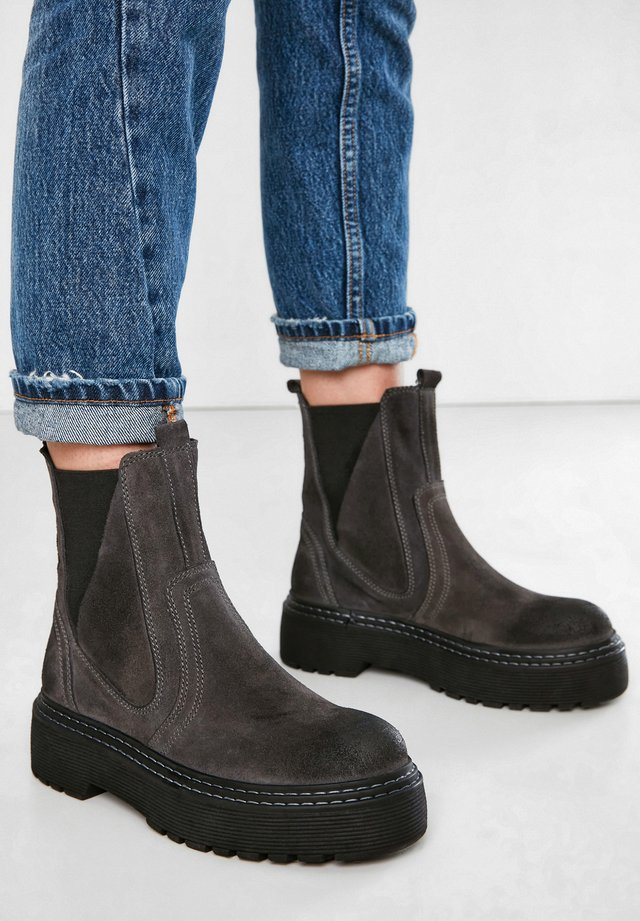 Classic ankle boots - sd graphite cgp
