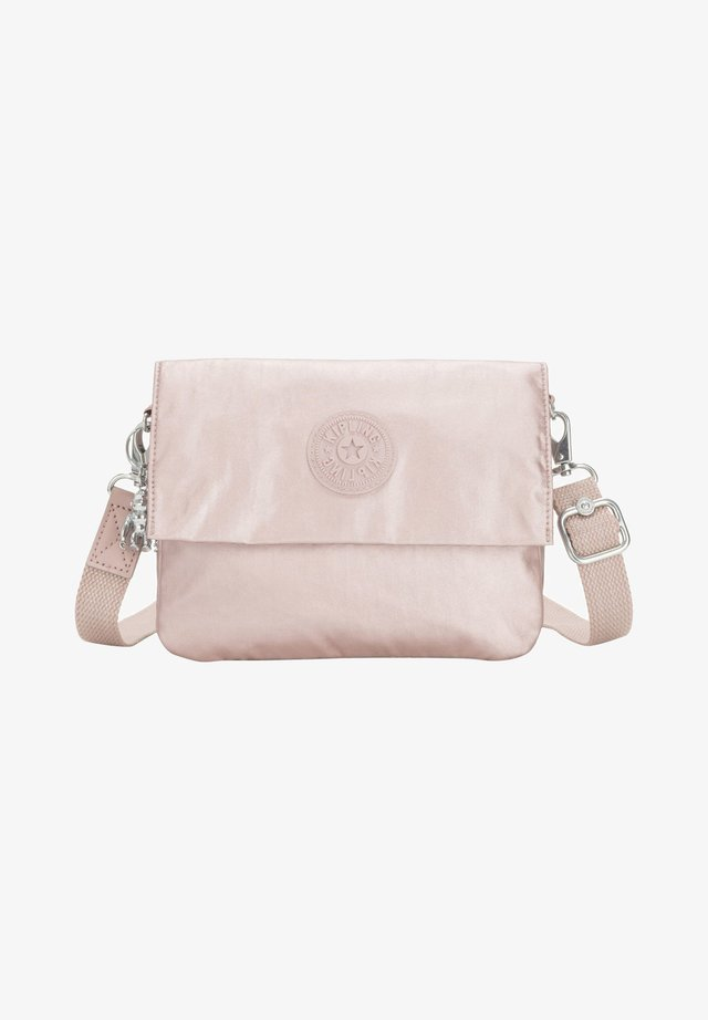 GIFTING OSYKA 2 IN 1 - Across body bag - metallic rose