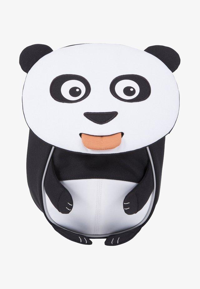 KLEINER FREUND PANDA - Backpack - white