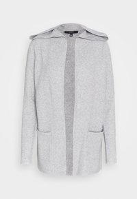 Vero Moda - VMDOFFY OPEN - Cardigan - light grey melange - 4