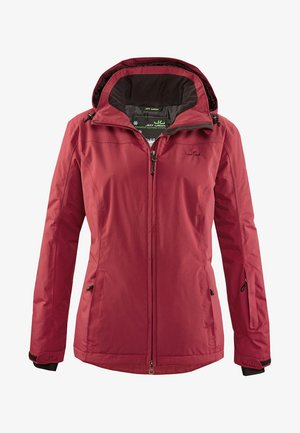 KERAVA - Snowboard jacket - biking red