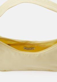 Monki - HILMA BAG - Handbag - yellow dusty light - 2