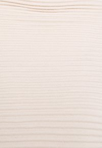 Victoria Victoria Beckham - CROSSOVER BACK JUMPER - Sweter - paper white - 2