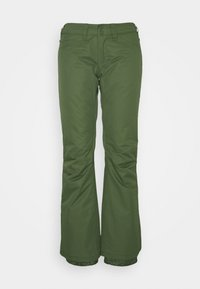 BACKYARD - Snow pants - bronze green