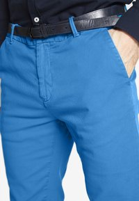 Scotch & Soda - STUART - Chino kalhoty - wave blue - 3