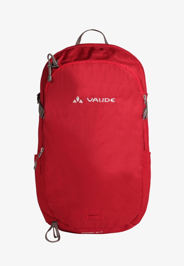 WIZARD 18+4 - Backpack - indian red