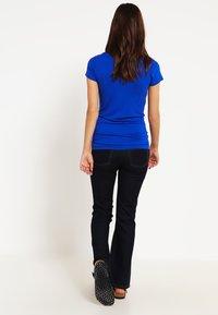 JoJo Maman Bébé - Bootcut jeans - dark blue - 2