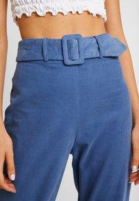 Fashion Union - LONGSAM - Pantaloni - blue - 5