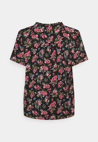 Vila - VICARE - Button-down blouse - black - 6