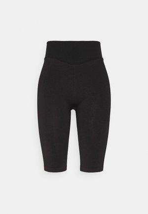 PCLUNNI LOUNGE  - Shorts - black