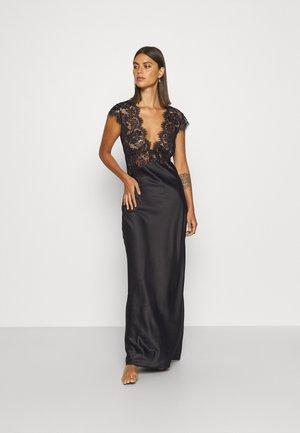 LONG DRESS - Nightie - black