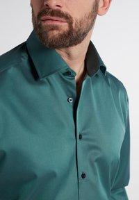 Eterna - Formal shirt - petrol - 2
