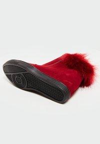 faina - Winter boots - bordeaux - 5