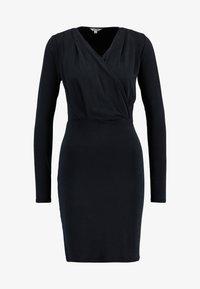 ROXANN - Shift dress - black