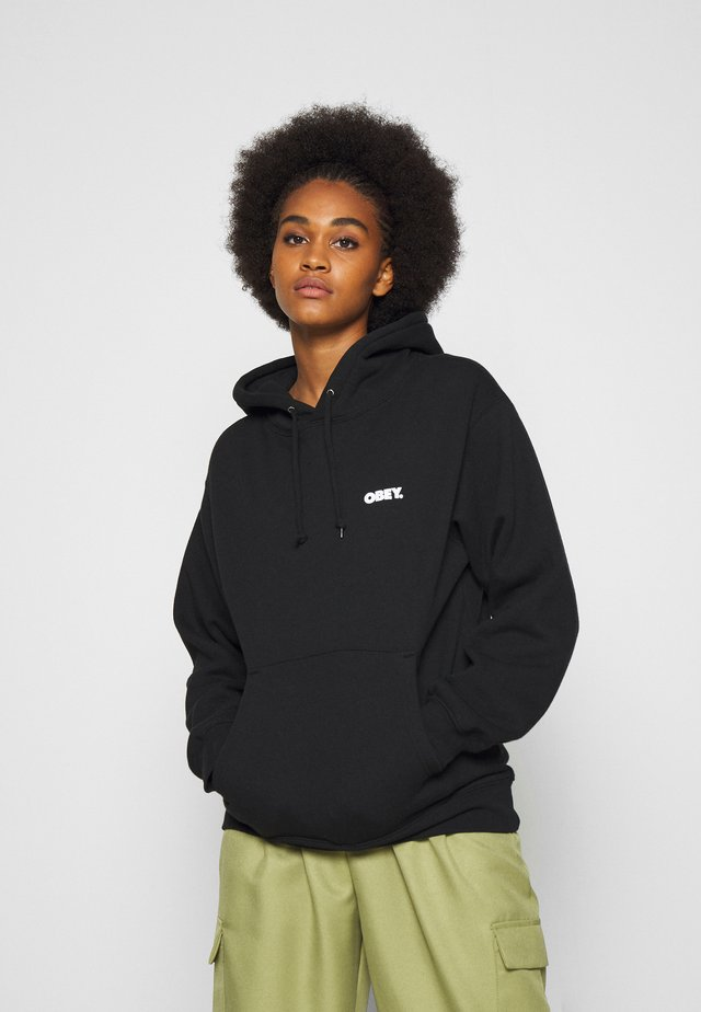 BOLD - Sweat à capuche - black