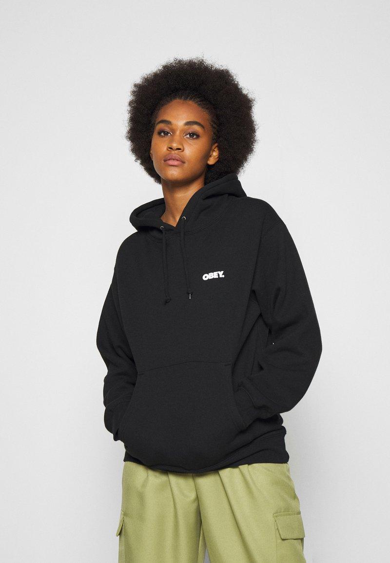 Obey Clothing - BOLD - Hoodie - black