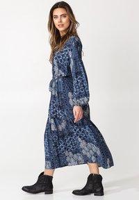 Indiska - MIA - Day dress - blue - 4
