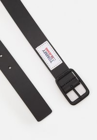 Tommy Jeans - CASUAL BELT 3.0 - Skärp - black - 1