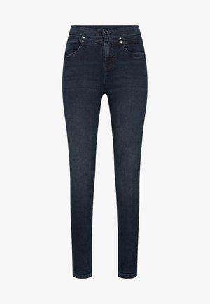 Jeans Skinny Fit - blauschwarz