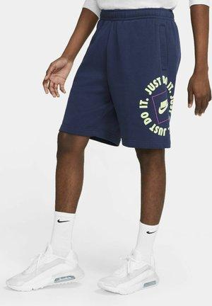 Shorts - midnight navy/midnight navy