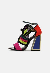 Kat Maconie - AYA - High heeled sandals - black/multi - 1