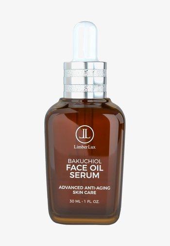 BAKUCHIOL FACE OIL SERUM WITH ARGAN OIL AND VITAMIN E - Face oil - -