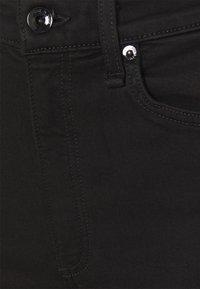 rag & bone - NINA HIGH RISE ANKLE - Skinny džíny - black - 2
