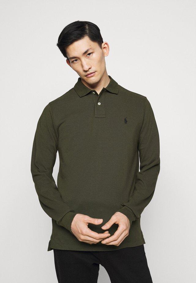 Poloshirt - olive