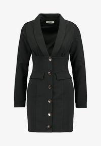 4th & Reckless - PIMLICO - Robe chemise - black - 5