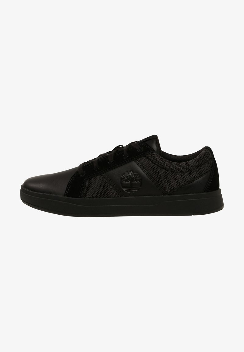 Timberland - DAVIS SQUARE - Sneakers - mottled black