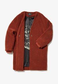 Volcom - Classic coat - brick - 3